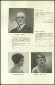Page 14, 1923 Edition, Old Orchard Beach High School - Oceana Yearbook (Old Orchard Beach, ME) online yearbook collection