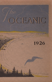 Page 1, 1926 Edition, Old Orchard Beach High School - Oceana Yearbook (Old Orchard Beach, ME) online yearbook collection