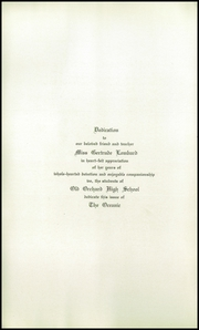 Page 8, 1927 Edition, Old Orchard Beach High School - Oceana Yearbook (Old Orchard Beach, ME) online yearbook collection