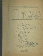 1940 Edition, Old Orchard Beach High School - Oceana Yearbook (Old Orchard Beach, ME)