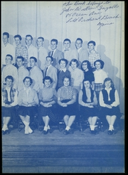 Page 3, 1955 Edition, Old Orchard Beach High School - Oceana Yearbook (Old Orchard Beach, ME) online yearbook collection