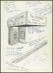 Page 5, 1955 Edition, Old Orchard Beach High School - Oceana Yearbook (Old Orchard Beach, ME) online yearbook collection