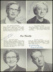 Page 8, 1955 Edition, Old Orchard Beach High School - Oceana Yearbook (Old Orchard Beach, ME) online yearbook collection