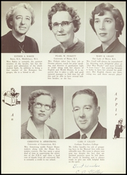 Page 10, 1956 Edition, Old Orchard Beach High School - Oceana Yearbook (Old Orchard Beach, ME) online yearbook collection