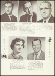 Page 11, 1956 Edition, Old Orchard Beach High School - Oceana Yearbook (Old Orchard Beach, ME) online yearbook collection
