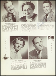Page 12, 1956 Edition, Old Orchard Beach High School - Oceana Yearbook (Old Orchard Beach, ME) online yearbook collection