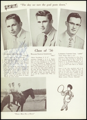 Page 16, 1956 Edition, Old Orchard Beach High School - Oceana Yearbook (Old Orchard Beach, ME) online yearbook collection