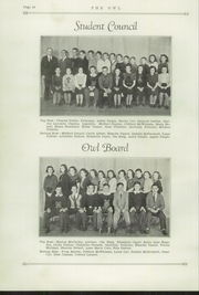 Page 12, 1938 Edition, Madawaska High School - Owl Yearbook (Madawaska, ME) online yearbook collection