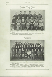 Page 14, 1938 Edition, Madawaska High School - Owl Yearbook (Madawaska, ME) online yearbook collection