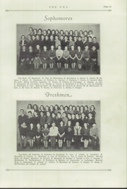 Page 15, 1938 Edition, Madawaska High School - Owl Yearbook (Madawaska, ME) online yearbook collection