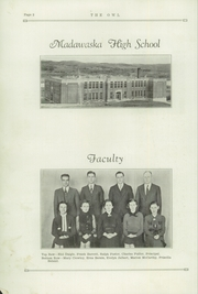 Page 4, 1938 Edition, Madawaska High School - Owl Yearbook (Madawaska, ME) online yearbook collection