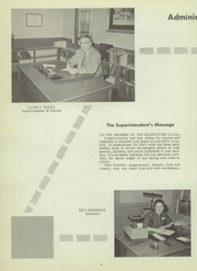 Page 10, 1956 Edition, Madawaska High School - Owl Yearbook (Madawaska, ME) online yearbook collection