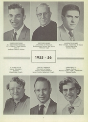 Page 13, 1956 Edition, Madawaska High School - Owl Yearbook (Madawaska, ME) online yearbook collection