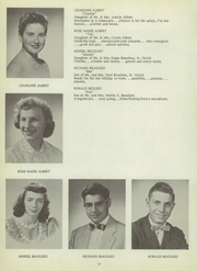 Page 16, 1956 Edition, Madawaska High School - Owl Yearbook (Madawaska, ME) online yearbook collection