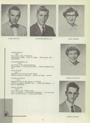 Page 17, 1956 Edition, Madawaska High School - Owl Yearbook (Madawaska, ME) online yearbook collection