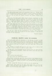 Page 13, 1943 Edition, Rockland High School - Cauldron Yearbook (Rockland, ME) online yearbook collection