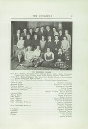 Page 7, 1943 Edition, Rockland High School - Cauldron Yearbook (Rockland, ME) online yearbook collection
