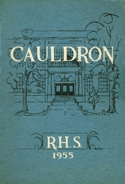 Page 1, 1955 Edition, Rockland High School - Cauldron Yearbook (Rockland, ME) online yearbook collection