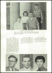 Page 10, 1955 Edition, Rockland High School - Cauldron Yearbook (Rockland, ME) online yearbook collection