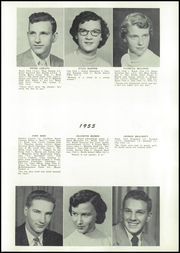 Page 11, 1955 Edition, Rockland High School - Cauldron Yearbook (Rockland, ME) online yearbook collection