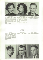 Page 12, 1955 Edition, Rockland High School - Cauldron Yearbook (Rockland, ME) online yearbook collection