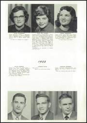 Page 13, 1955 Edition, Rockland High School - Cauldron Yearbook (Rockland, ME) online yearbook collection
