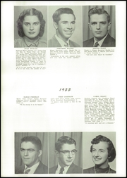 Page 14, 1955 Edition, Rockland High School - Cauldron Yearbook (Rockland, ME) online yearbook collection