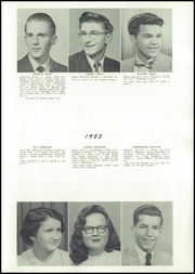 Page 15, 1955 Edition, Rockland High School - Cauldron Yearbook (Rockland, ME) online yearbook collection