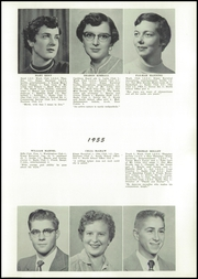 Page 17, 1955 Edition, Rockland High School - Cauldron Yearbook (Rockland, ME) online yearbook collection