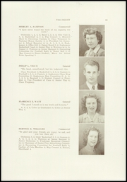 Page 15, 1945 Edition, Dexter High School - Signet Yearbook (Dexter, ME) online yearbook collection