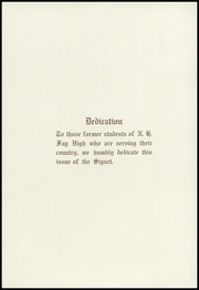 Page 4, 1945 Edition, Dexter High School - Signet Yearbook (Dexter, ME) online yearbook collection