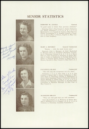 Page 8, 1945 Edition, Dexter High School - Signet Yearbook (Dexter, ME) online yearbook collection