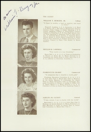 Page 10, 1947 Edition, Dexter High School - Signet Yearbook (Dexter, ME) online yearbook collection