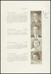 Page 11, 1947 Edition, Dexter High School - Signet Yearbook (Dexter, ME) online yearbook collection