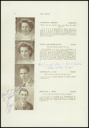 Page 12, 1947 Edition, Dexter High School - Signet Yearbook (Dexter, ME) online yearbook collection