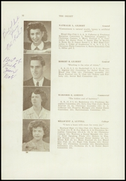 Page 14, 1947 Edition, Dexter High School - Signet Yearbook (Dexter, ME) online yearbook collection