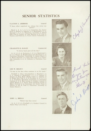 Page 9, 1947 Edition, Dexter High School - Signet Yearbook (Dexter, ME) online yearbook collection