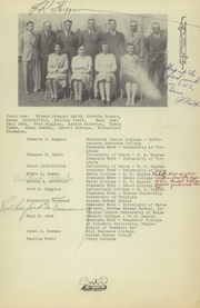 Page 3, 1942 Edition, Falmouth High School - Crest Yearbook (Falmouth, ME) online yearbook collection