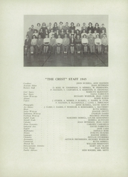 Page 10, 1945 Edition, Falmouth High School - Crest Yearbook (Falmouth, ME) online yearbook collection