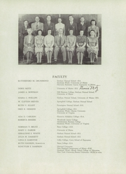 Page 11, 1945 Edition, Falmouth High School - Crest Yearbook (Falmouth, ME) online yearbook collection