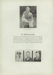 Page 8, 1945 Edition, Falmouth High School - Crest Yearbook (Falmouth, ME) online yearbook collection