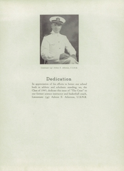 Page 9, 1945 Edition, Falmouth High School - Crest Yearbook (Falmouth, ME) online yearbook collection