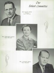 Page 10, 1958 Edition, Falmouth High School - Crest Yearbook (Falmouth, ME) online yearbook collection