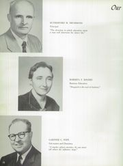 Page 16, 1958 Edition, Falmouth High School - Crest Yearbook (Falmouth, ME) online yearbook collection