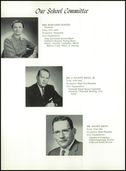 Page 10, 1960 Edition, Falmouth High School - Crest Yearbook (Falmouth, ME) online yearbook collection