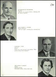 Page 16, 1960 Edition, Falmouth High School - Crest Yearbook (Falmouth, ME) online yearbook collection