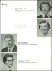 Page 17, 1960 Edition, Falmouth High School - Crest Yearbook (Falmouth, ME) online yearbook collection