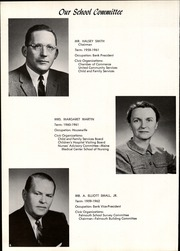 Page 10, 1961 Edition, Falmouth High School - Crest Yearbook (Falmouth, ME) online yearbook collection
