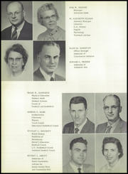 Page 10, 1959 Edition, Lisbon High School - Lisbonia Yearbook (Lisbon Falls, ME) online yearbook collection