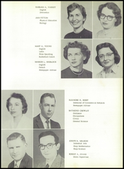 Page 11, 1959 Edition, Lisbon High School - Lisbonia Yearbook (Lisbon Falls, ME) online yearbook collection